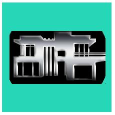 House-Azznu-silver-round-icon1